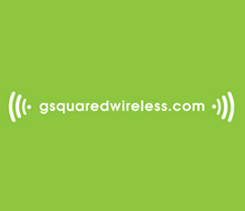 G Squared Wireless Branding