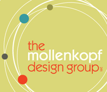 The Mollenkopf Design Group Branding
