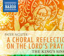 Naxos CD cover artwork