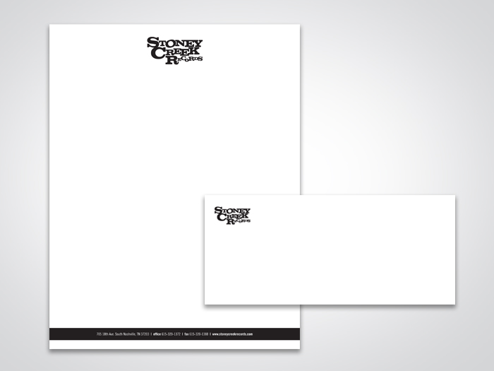 Stoney Creek Records Branding