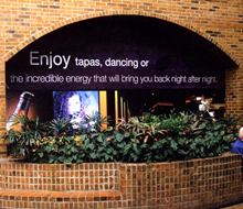 Fuse Nightclub Signage at Gaylord Opryland Resort & Convention Center